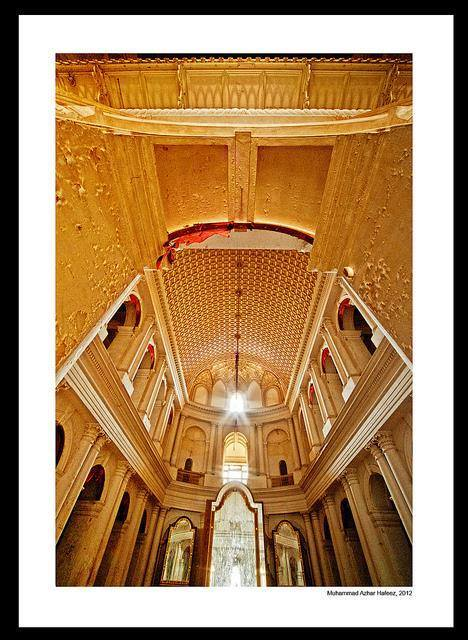Inside Of Noor Mahal