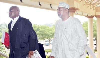 Buhari is the One Behind My Arrest and Detention - Dasuki Tells Court
