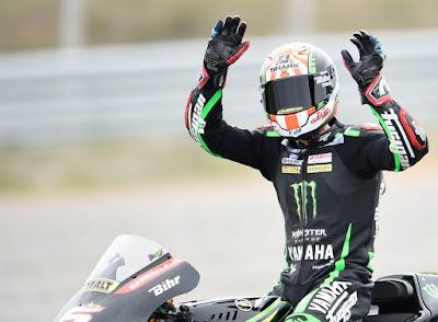 Zarco Punya Akses ke Data Motor Rossi - Vinales