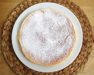 Blog Achados de Decoração. Receita Japonesa de Torta de Queijo