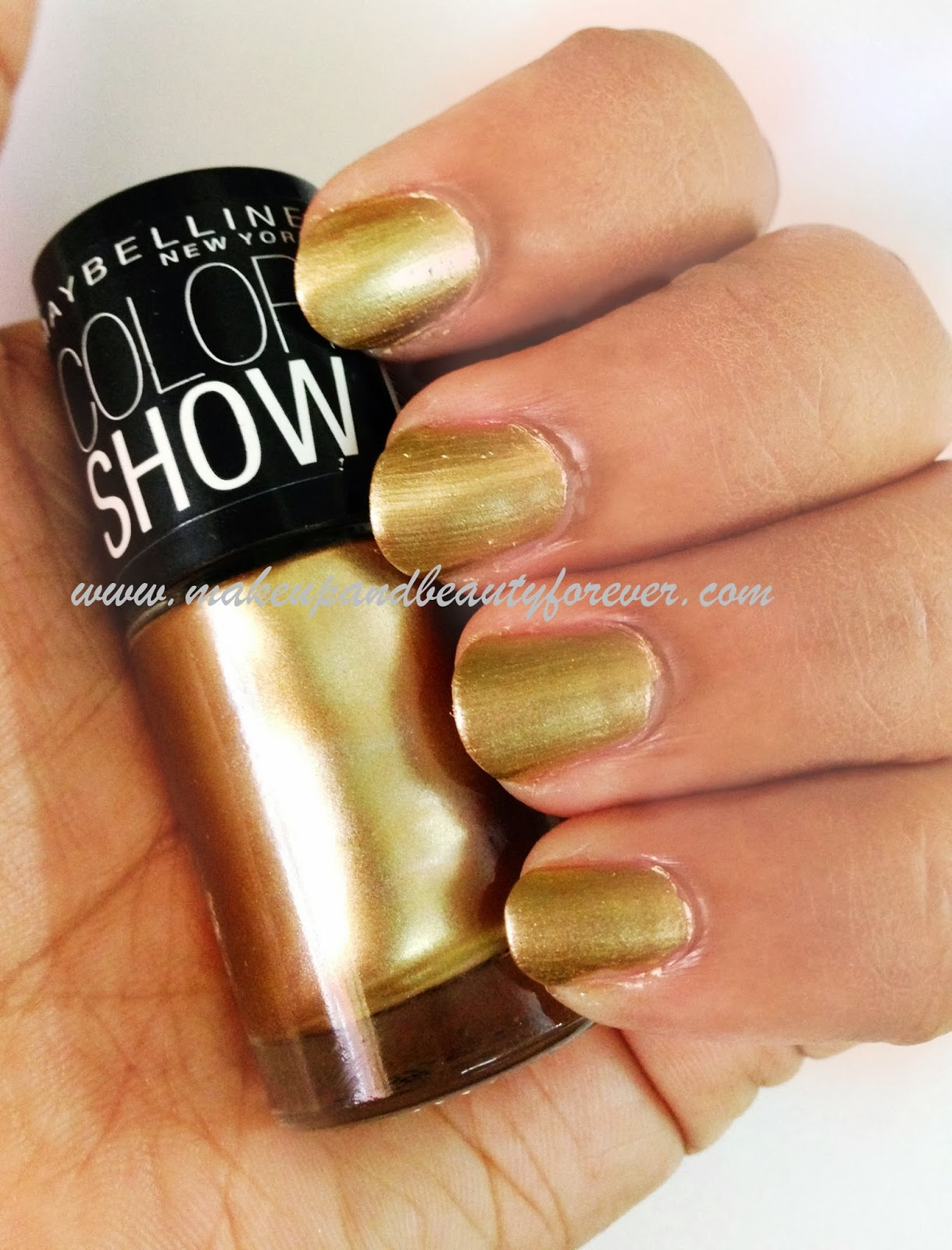 All Maybelline Color Show Nail Paints Shades Photos And