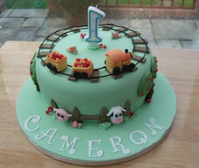 Birthday Cake Pictures For 1 Year Old Boy Milofi Com For