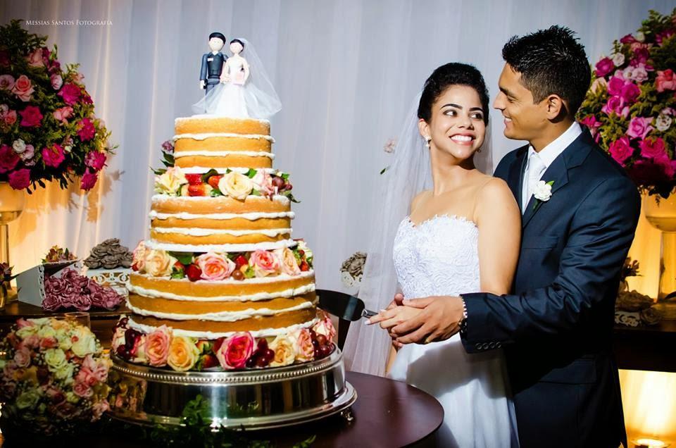 decoração - bolo - corte do bolo