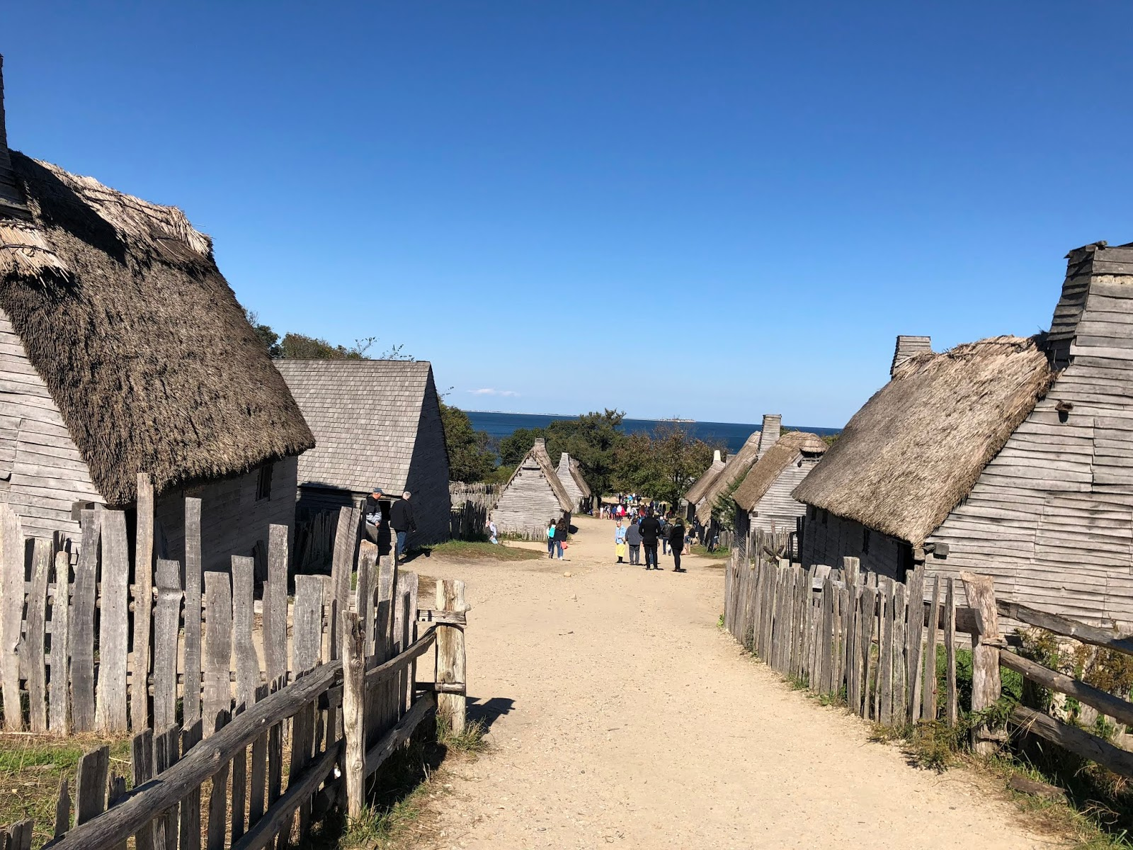 clmroots: Plymouth Colony and Plimoth Plantation