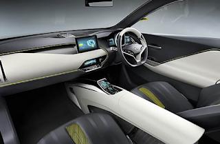 Fitur Mitsubishi XM Concept
