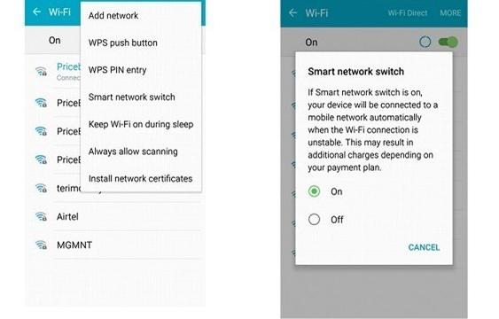 Cara Memperbaiki Android yang Tidak Terhubung ke Wi-Fi 8