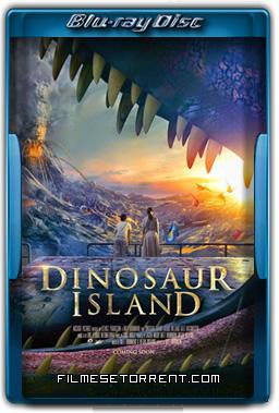 Ilha dos Dinossauros Torrent 2016 720p BluRay Dual Áudio