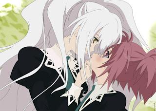 Tình yêu Dâu Tây -Strawberry Panic - Anime Strawberry Panic VietSub