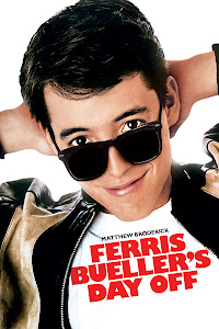 Poster Of Hollywood Film Ferris Bueller's Day Off (1986) In 300MB Compressed Size PC Movie Free Download At worldfree4u.com