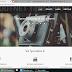 Dokumentasi company profile menggunakan blogspot (Template Portofolio Jasa)
