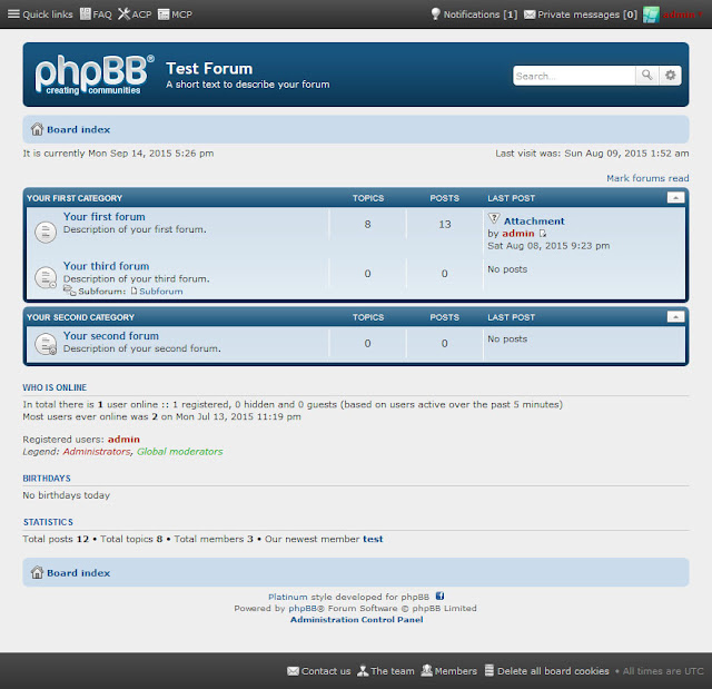 Find the Best & Cheap phpBB 3 1 8 Hosting | Best Cheap