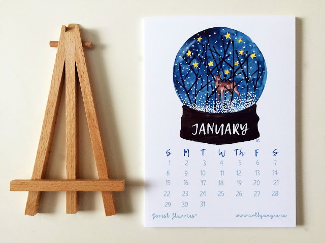 https://www.etsy.com/ca/listing/163952076/2017-12-month-calendar-watercolour-trees