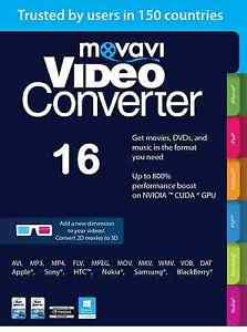 Movavi Video Converter 16.0.2 PT-BR + Ativação
