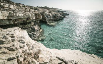 Wallpaper: Capo Promontore Seascape & landscape