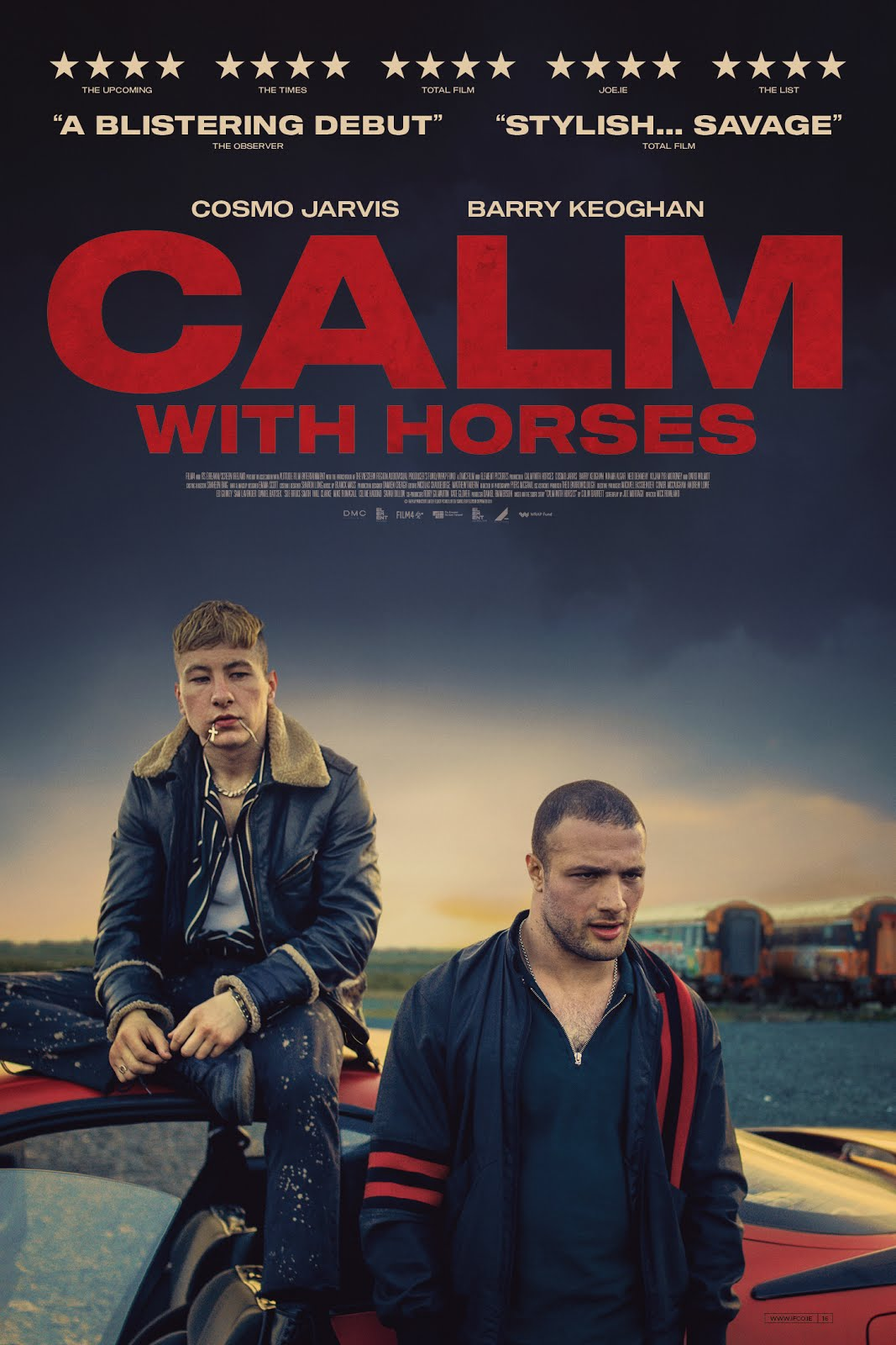 Calm With Horses 2020 English 300MB HDRip 480p