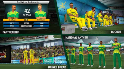 World Cricket Championship 2 mod apk