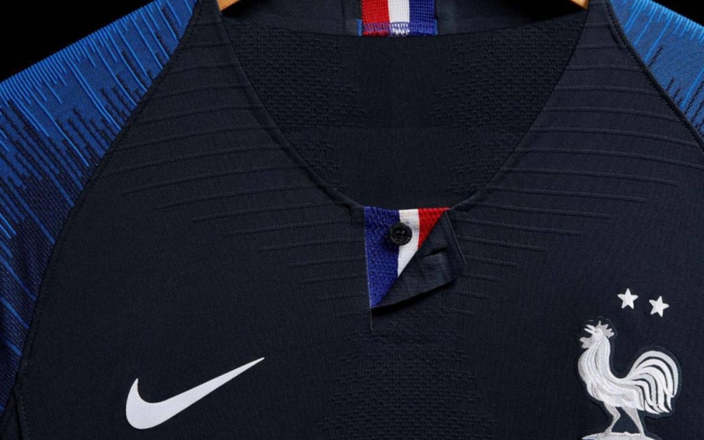 a34e10a90da Nike France 2 Star 2018 Kit To Be Not Available Before Mid-August 2018