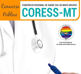 Edital 2019 - Concurso Público do CORESS-MT