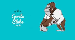 Logo da loja Gorila Clube