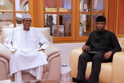 Buhari didn't name Osinbajo Acting President in his letter-Senator Ohuabunwa says