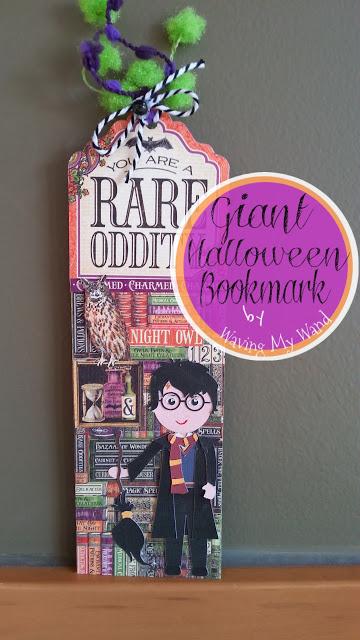 Waving My Wand Graphic 45s Halloween In Wonderlandt The