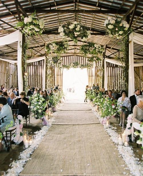 Vignette Design: Rustic Wedding Inspiration