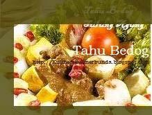 Kabupaten Tulung Agung merupakan salah satu kabupaten yang berada dilingkup Provinsi Jawa Resep Tahu Bedog khas Tulung Agung yang Gurih dan Pedas