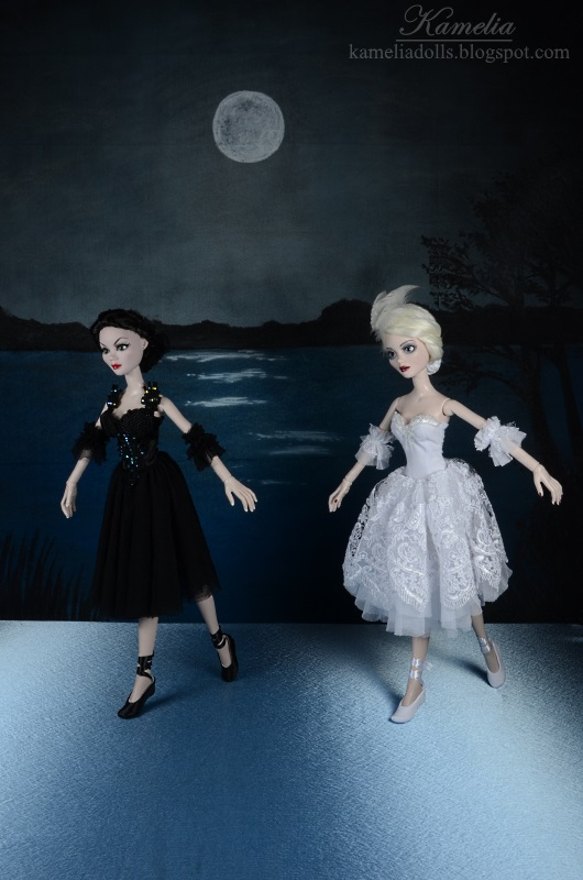Ballerinas dolls