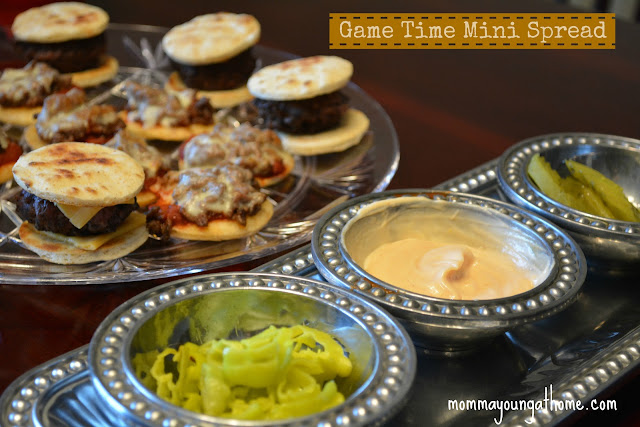 Game Day Mini's: Recipes Perfect for the Big Game