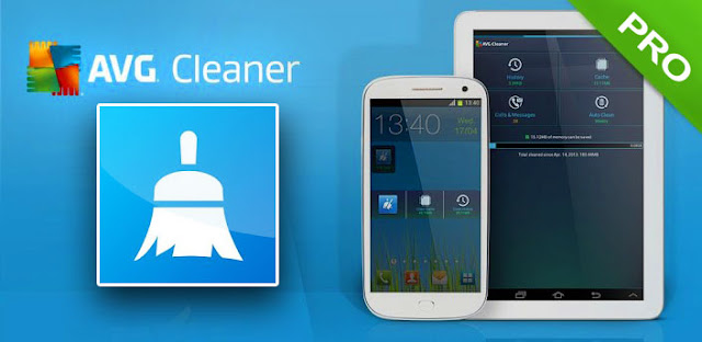 Download AVG Cleaner Pembersih & Android Booster Full Pro