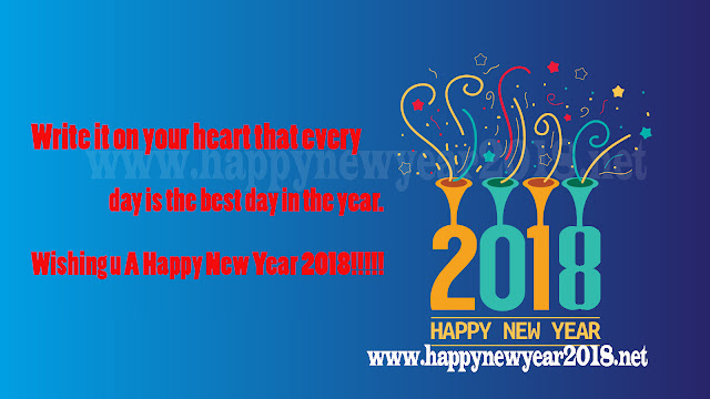 Happy New Year 2018 | Wishes Greeting Images Messages Quotes