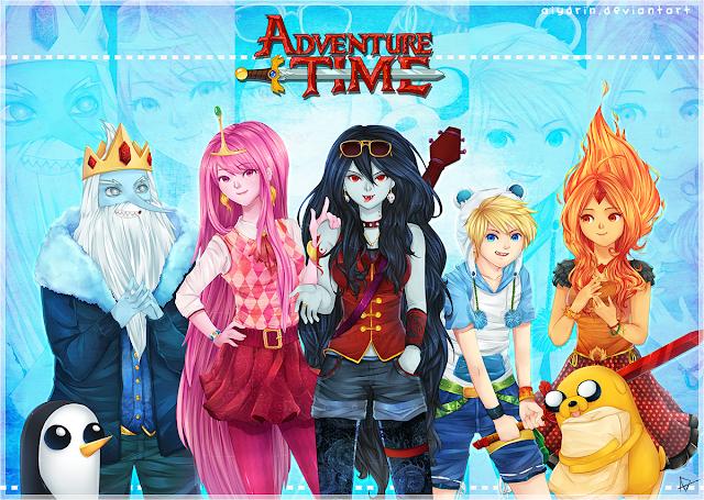 Animes e Otakus : Hora de Aventura Anime Wallpapers 1/20  Animes e Otakus...