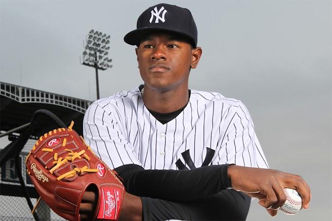 Yankees envían a Severino a Ligas Menores para rehabilitación