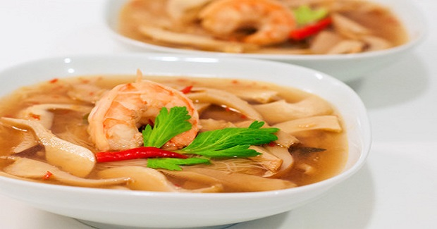 Tom Yum Soup With Prawns Recipe