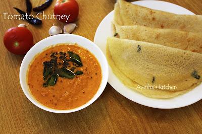 chutney recipes idli dosa side dishes tomato garlic chutney recipes easy simple chutney