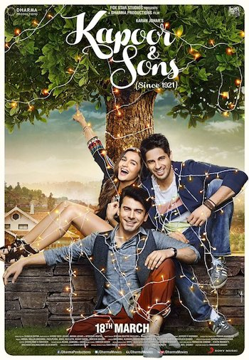 Kapoor and Sons 2016 Official Trailer