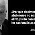 "Josep Borrell no descarta disputar el liderazgo del PSOE: ""No he dicho que no"""