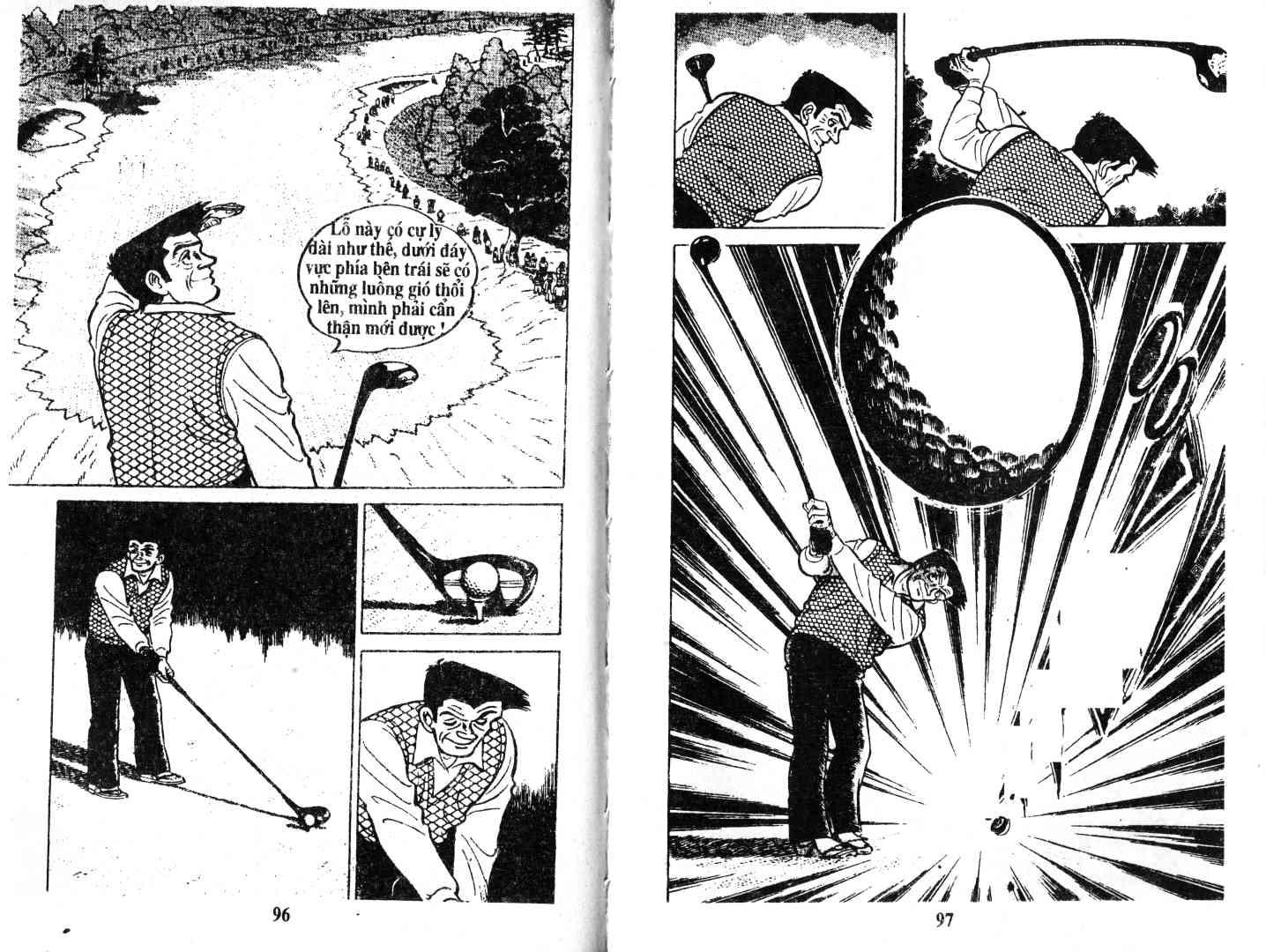 Ashita Tenki ni Naare chapter 52 trang 47