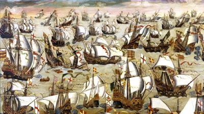 Spanish Armada Invincible Armada