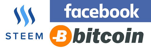 Buka Rahasia: Perbedaan Steemit, Facebook dan BitCoin