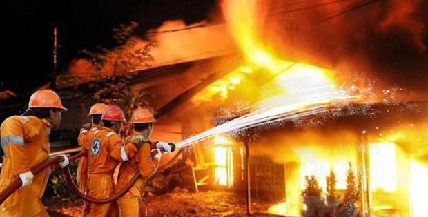 Penyebab Kebakaran dan Hal Yang Harus di Lakuakan Saat Kebakaran