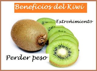 el kiwi y los beneficios para la salud