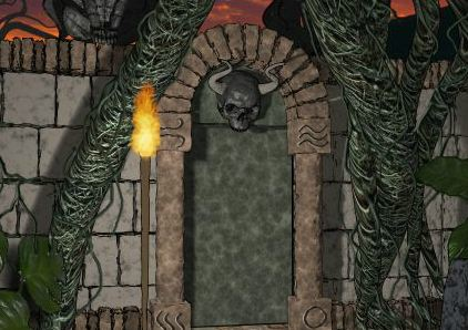 ArtKivez Descent of the Tomb Escape