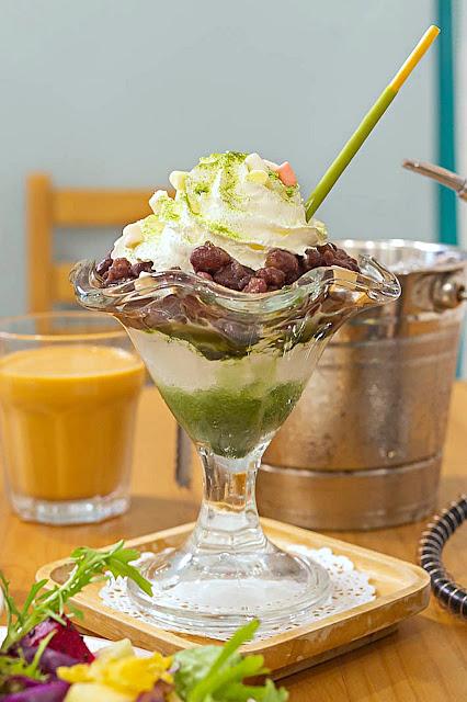 MG 8643 - 熱血採訪│傳統台式碗粿變身為夢幻甜點!咖基米 KaJiMi獨家抹茶起司碗粿要先預訂唷!