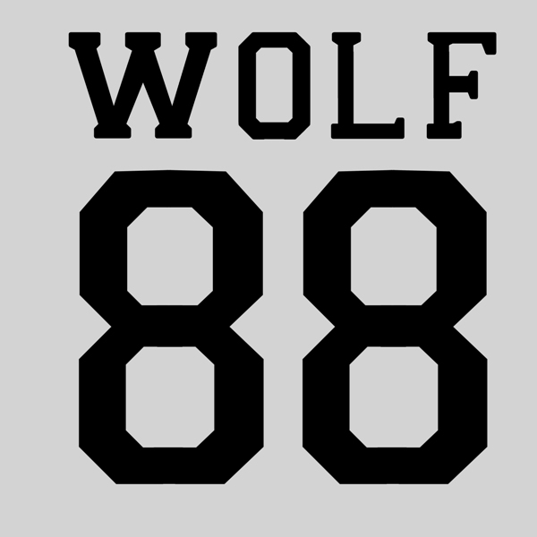 """Mianty Shop: [PO] Baju EXO """"WOLF 88"""""""