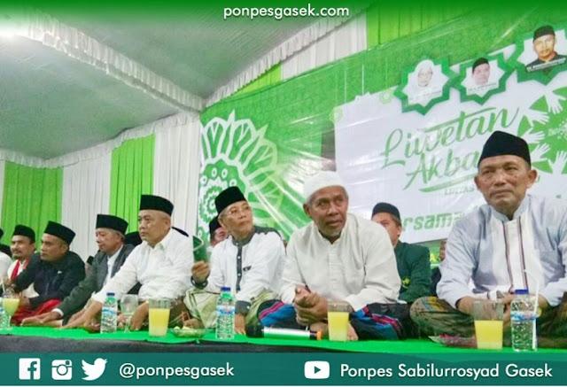 Ponpes Sabilurrosyad Gasek Malang Keluarkan Maklumat Agar Santri Pilih Jokowi-Kiai Ma'ruf