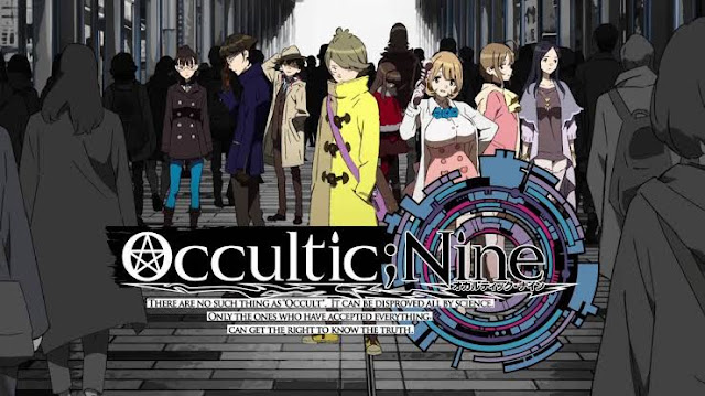 Occultic Nine (1-12) Sub Indo Batch Download