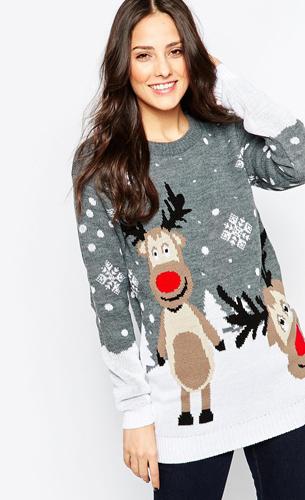 dfa8340b1825e Jerseys de Navidad Asos - MODA Y BIENESTAR