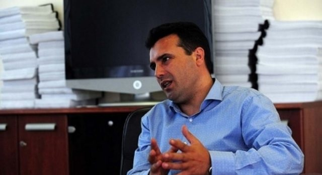 Zaev: Without Albanians in Government, Macedonia moves towards federalism