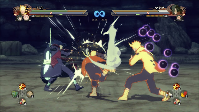 Naruto Shippuden Ultimate Ninja Storm 4 PC Download Free Gameplay